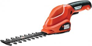 Аккумуляторные ножницы Black&Decker GSL300-QW в Рязани